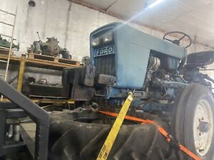 Ford F 1700 Tractor All Or Parts