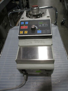 Sarns 8000 Roller Pump 16402 No Plexiglass Missing Bolts Sold As Pictured