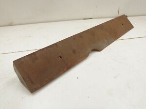 Fence Bar Hj 4 From Rockwell Delta 4 Jointer Model 37 110