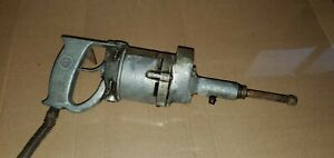 Rare Vintage United States Electrical Tool Valve Grinder Hot Rod Antique Engine