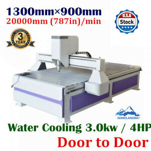 Usb 3kw Ad Woodworking Cnc Router Engraver Machine Vaccum Table vacuum Pump