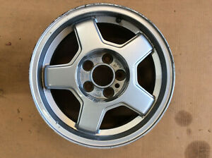 Volvo 740 Turbo Draco Wheels Rims 15x6 5x108 5x4 25