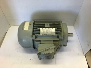 Welco 2 Hp Ac Motor 230 460 Volts 1800 Rpm 4p 145tc Frame Tefc 3 Phase
