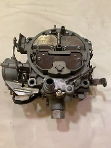 1973 Pontiac Firebird Trans Am 455 Auto Carburetor 7043262 Gto Grand Prix 1974