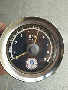 1965 1966 Ford Mustang Shelby Cobra 9000 Rpm Tachometer