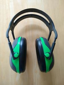 3m Peltor X1a Over The Head Ear Muffs Noise Protection Nrr 22 Db Construction
