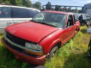 Rear Drive Shaft 2wd 123 Wb Extended Cab 4 3l Fits 96 03 S10 S15 Sonoma 898898