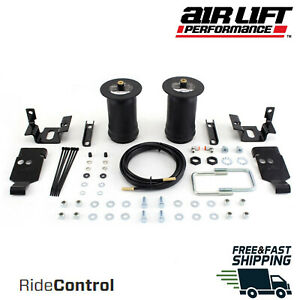 Air Lift Load Lifter Ride Control Air Bag Spring Kit For 05 21 Toyota Tacoma 4wd