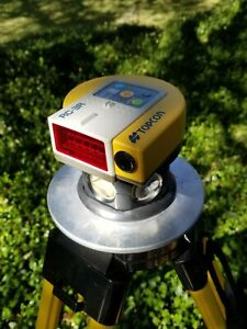 Topcon Rc 3r Remote Target W 360 Prism For Robotic Total Station