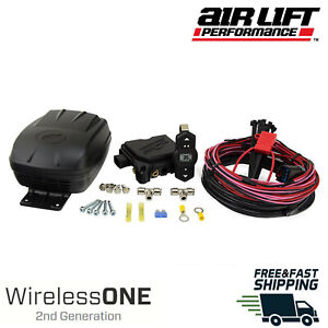 Air Lift Wirelessone Gen 2 Universal Single Path Air Control System Kit