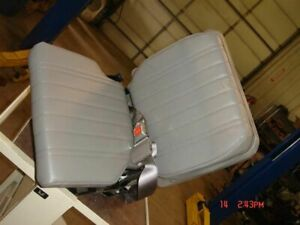1998 Chevrolet S10 Pickup Passenger Side Rear Jump Seat Vinyl