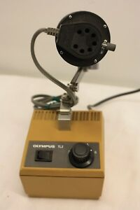 Olympus Tl2 Dissecting Scope Variable Intensity Light Source