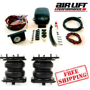 Air Lift Loadlifter 7500 Xl Air Bags With Load Controller Ii 14 20 Ram 2500 3500