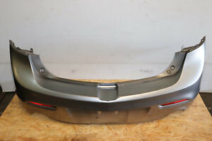 2010 2013 Mazdaspeed3 Ms3 2 3l Turbo Bumper Cover Assembly Rear Oem