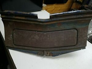 1941 1946 Chevy Gmc Pickup Truck Cowl Vent Patch Panel Vintage Original