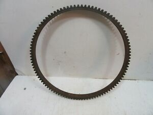 Nors 101r Flywheel Gear Ring 1928 1929 Whippet 6 98 6 98a