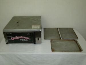 Commercial Convection Otis Spunkmeyer Cookie Oven W 3 Trays Os 1 Model