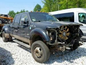 Front Axle Pickup Drw 4 30 Ratio Fits 11 12 Ford F350sd Pickup 339445