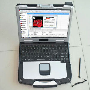 Diagnostic Diesel Truck Scanner Ecm Computer Laptop Heavy Duty Rugged Tough Ecu