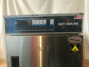 Alto shaam 300 th iii Countertop Cook And Hold Oven Deluxe Controls New Unused