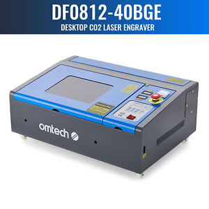 Omtech 12 x 8 40w Co2 Laser Engraver Cutter Engraving Machine Red Dot Guidance