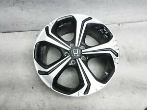 14 15 Honda Civic Si 18x7 Alloy Aluminum Wheel Rim 42700tr7a93 Curb Rash