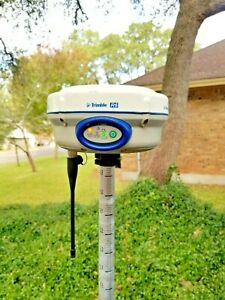 Trimble R6 Model 3 Gps Gnss Glonass Uhf 450 470mhz Rtk Base Or Rover Receiver