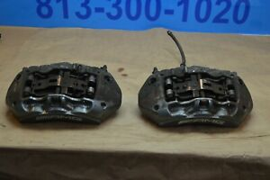 2011 Mb W212 Mercedes E63 Amg Brembo Front Left And Right Brake Caliper Pair