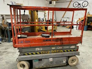 Scissor Lifts For Sale Skyjack Sjiii 3220
