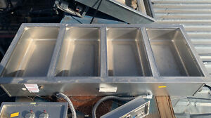 Wells Drop in 4 Compartment Steam Table