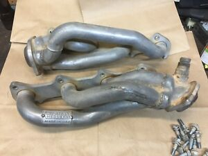 Hedman Shorty Headers 97 04 F150 F250 F350 97 02 Expedition 4 6l 2v 89490