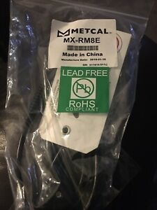 New Metcal Mx rm8e Cable Assembly For Mx ds1 Desoldering Hand Set Original Bag