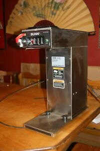 Bunn Automatic Commercial Brewer Coffee Maker Cwtf15 aps