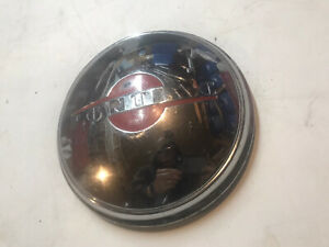 1941 1946 Pontiac Poverty Dog Dish Hubcaps Oem