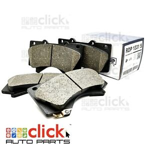 Rear Disc Brake Pads For Lancia Flaminia Gt Coupe 1959 64 Db704