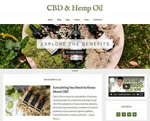new Design Benefits Of Hemp Oil Website Affiliate Product Blog Auto Posts