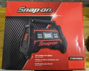 Snap On 18v Cordless Tyre Inflator Ctinfu9050 New
