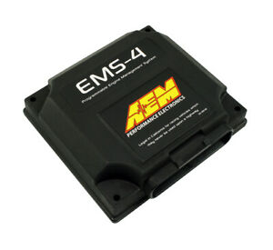 Aem Ems 4 Universal Programmable Engine Management Ecu For 4 Cyl Powersports