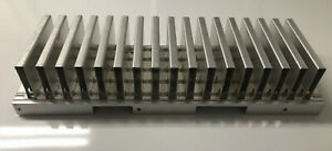 Large Aluminum Heat Sink For Diy Audio Amp Or Similar Project