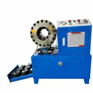 Hydraulic Hose Crimping Machine 1 4 To 2 4sh sp 31 5mpa System