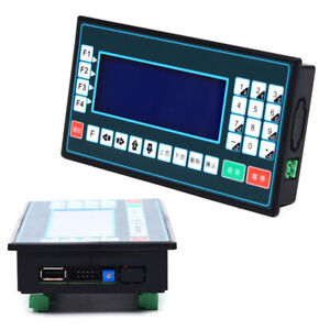 1 Axis 150khz 480 Line Cnc Motion Controller Lcd For Router Servo Stepper Motor