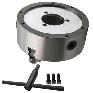 Self centering Lathe Chuck 3 Jaw 8 Inch For Milling K11 200a Returned