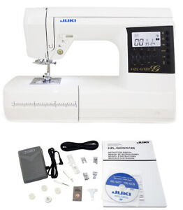 Juki Hzl g120 Sewing Machine