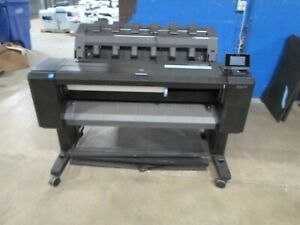 Hp Designjet T920 36 Wide Format Color Printer Ct