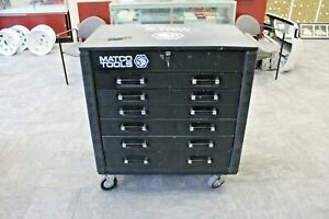 Matco 6 Drawer Tool Box Used Local Pick Up Only