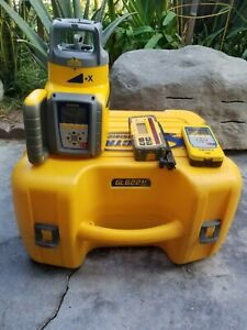 Spectra Precision Gl622n Dual Slope Rotary Grade Laser Level