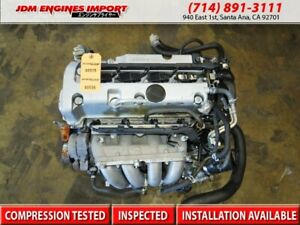 06 10 Honda Civic Si Engine Jdm K20a Motor Replacement For K20z Low Comp 505