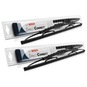 Bosch Direct Connect Wiper Blade Set Of 2 Front 24 22