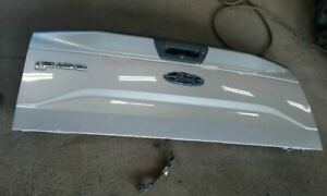 Trunk Hatch Tailgate With Tailgate Step Fits 15 17 Ford F150 Pickup