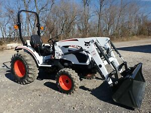 New 2020 Bobcat Ct2040 Compact Tractor W Loader 4x4 Hydro 540 Pto 39 6 Hp